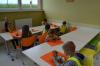 Prvošolčki prvič v OŠ Dob